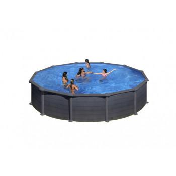 Bazén GRE Graphite 5,5 x...