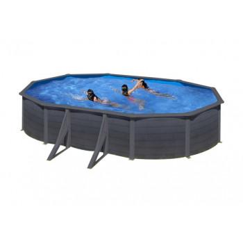 Bazén GRE Graphite 6,1 x...
