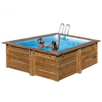 Bazén GRE Nature Wood Carra...