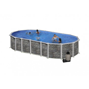 Bazén GRE Iraklion 6,1 x...