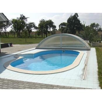 Bazén ovál TOSCANA 3,2 x...