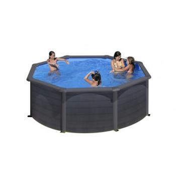 Bazén GRE Graphite 3,0 x...