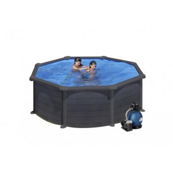 Bazén GRE Graphite 3,5 x...